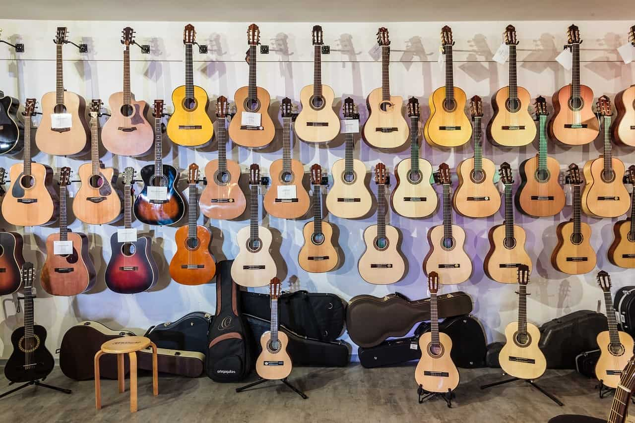 Buying Acoustic Guitars