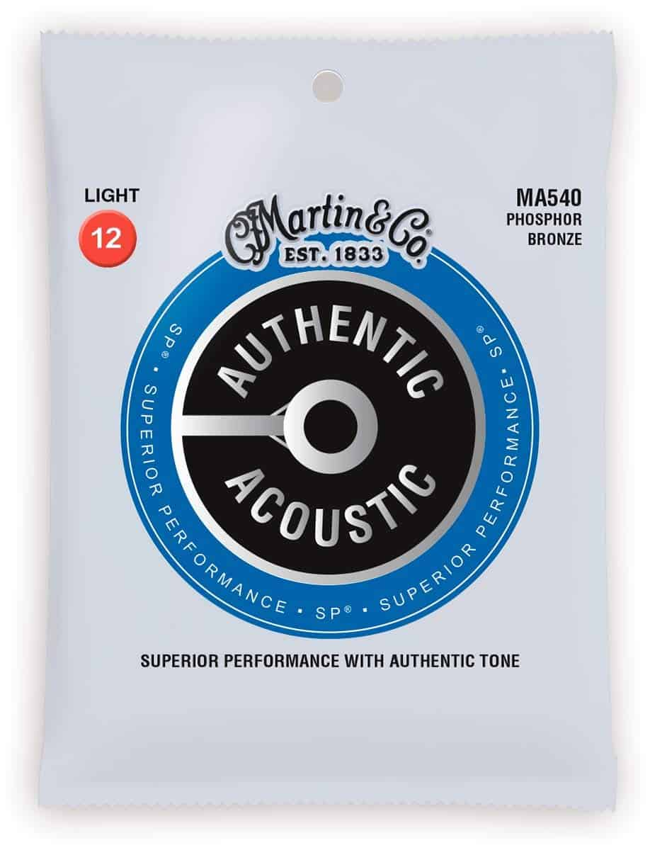 Martin Authentic Acoustic Guitar Strings