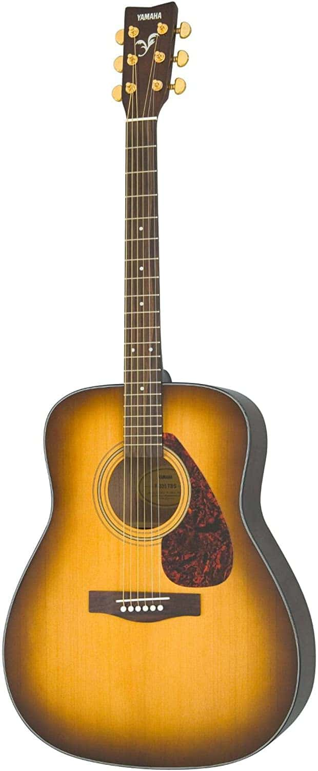 Yamaha F335 Tobaccco Brown Acoustic Guitar